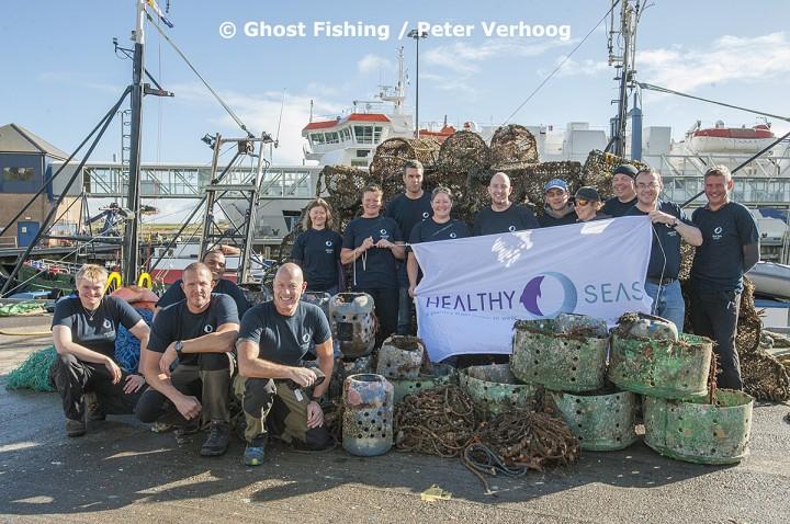 Ghostfishing Scapa Flow