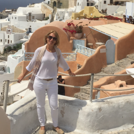 Eleni Blanda (Greece)